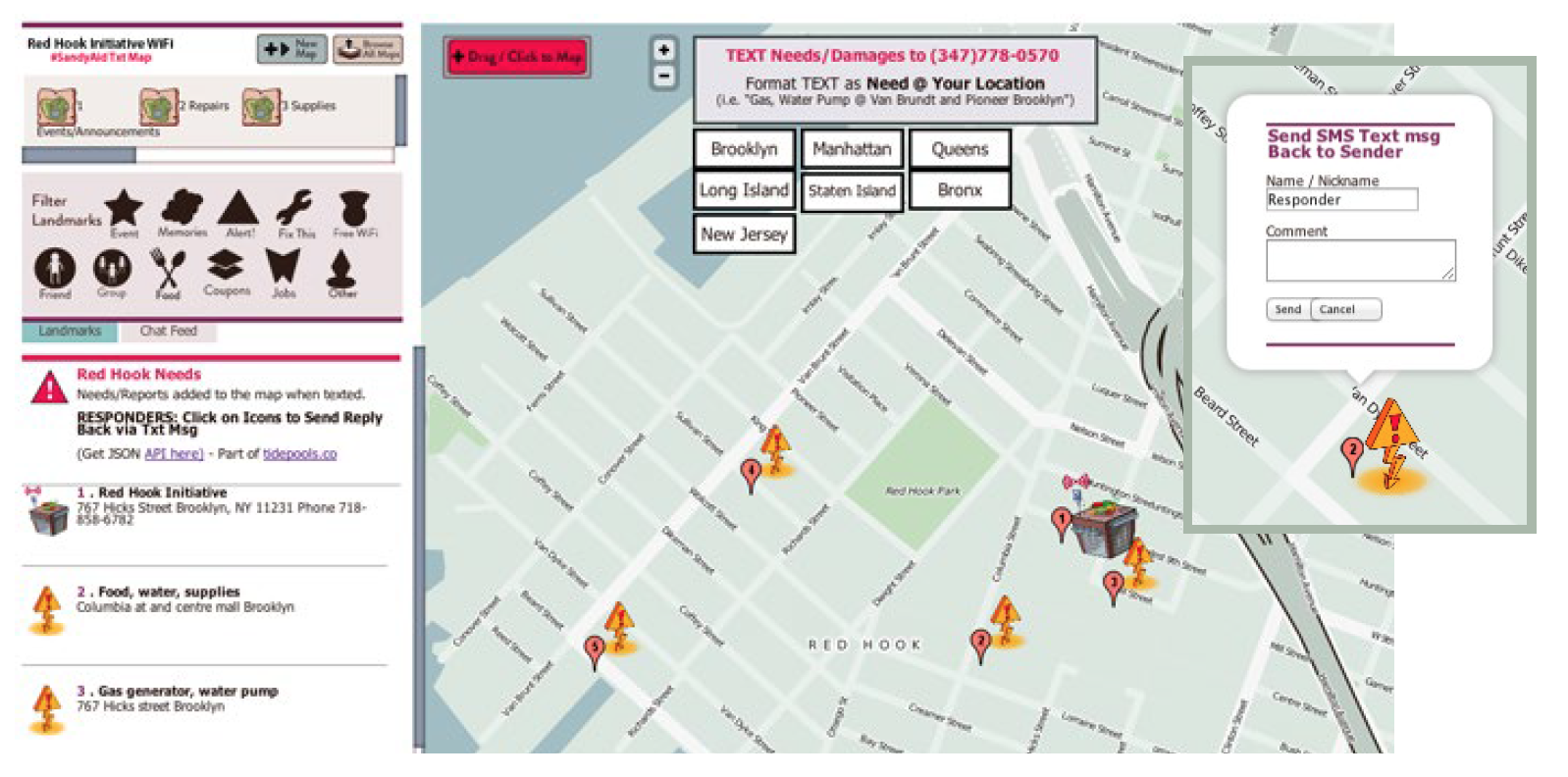 Red Hook Wifi From Mesh Networking To Social Networking Global